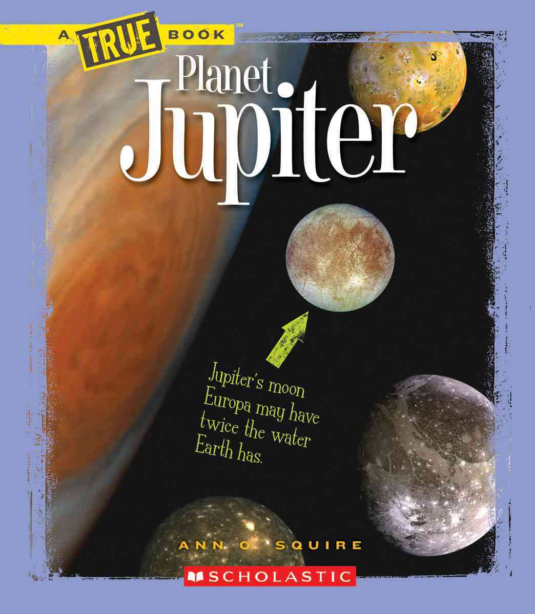 Jupiter By Squire, Ann O.